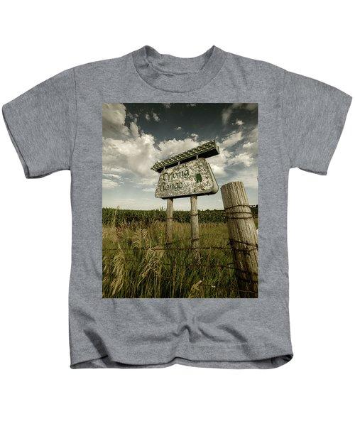 Ideal Driving Range Kids T-Shirt