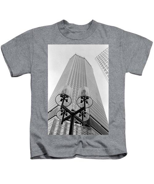 Ids  And Street Lights Kids T-Shirt