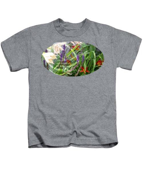If Flowers Could Talk - Verse Kids T-Shirt