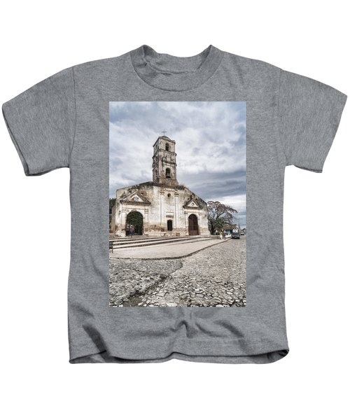 Iglesia De Santa Ana Kids T-Shirt