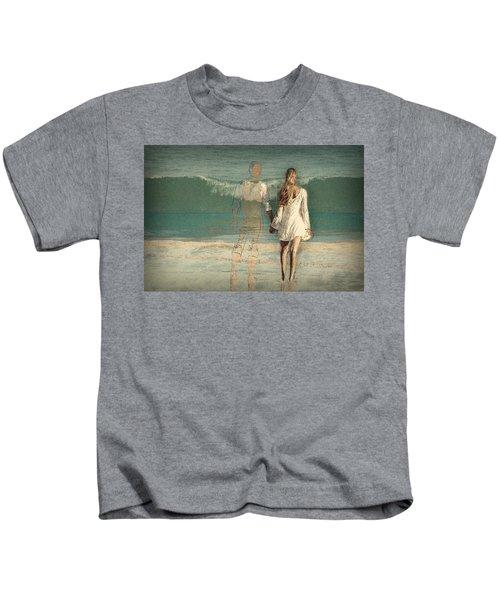 I'll Always Be Beside You Kids T-Shirt