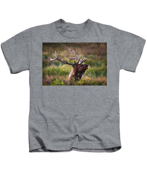 I'm Talking To You.  Kids T-Shirt