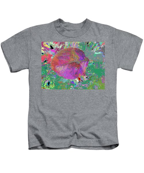 Imposition Of Leaf At The Season 4 Kids T-Shirt