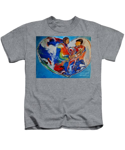 In One Accord Kids T-Shirt