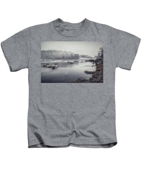 In The Fog  Kids T-Shirt