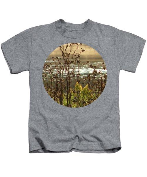 In The Golden Light Kids T-Shirt