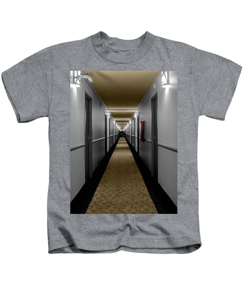 In The Long Hall Kids T-Shirt