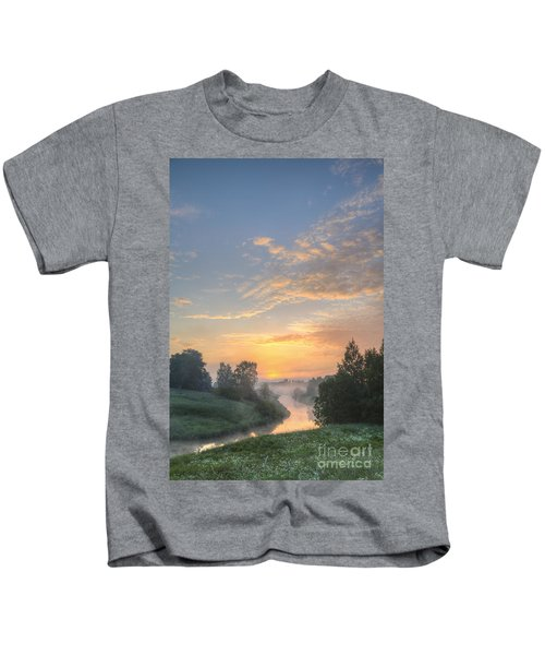 In The Morning At 04.27 Kids T-Shirt