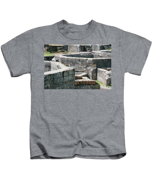 In The Ruins 6 Kids T-Shirt
