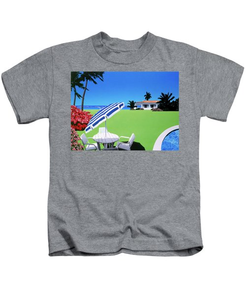 In The Shade Kids T-Shirt