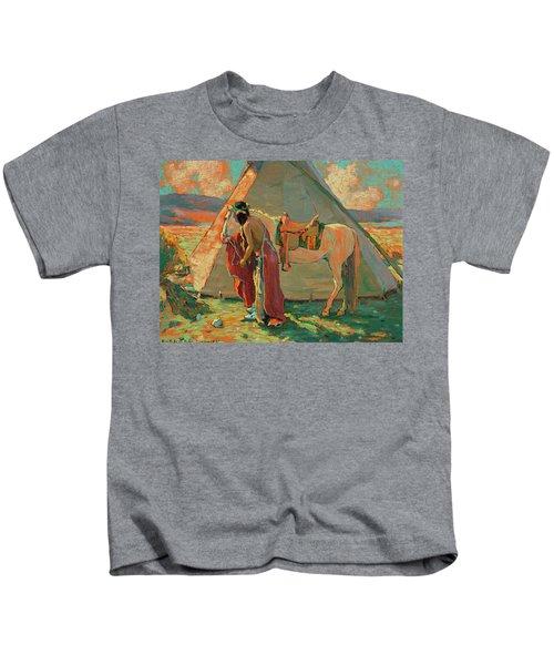 Indian Camp Kids T-Shirt