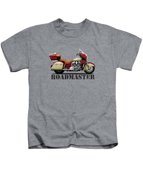 Indian Roadmaster Kids T-Shirt