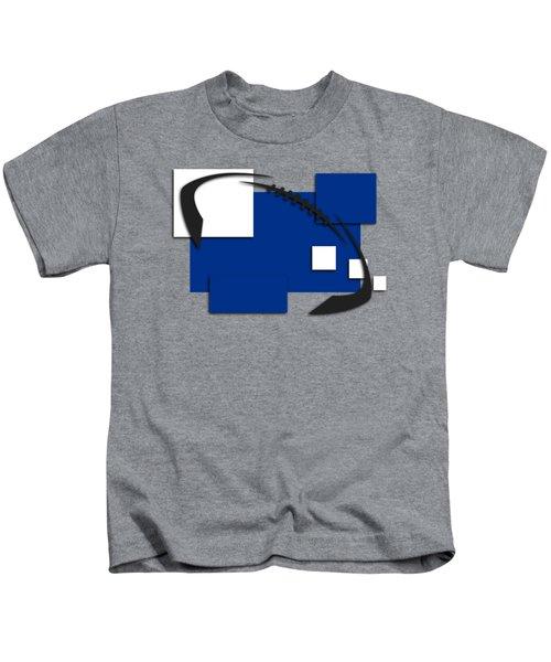 Indianapolis Colts Abstract Shirt Kids T-Shirt