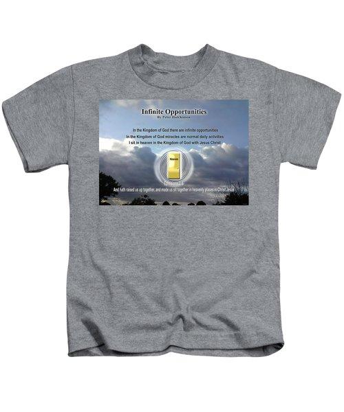 Infinite Opportunities Kids T-Shirt