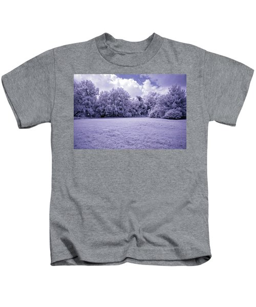 Infrared In Glasgow Ky Kids T-Shirt