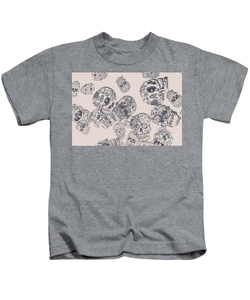 Inks And Pieces Kids T-Shirt