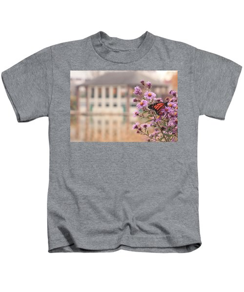 Into The Asters Kids T-Shirt