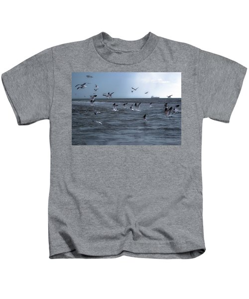 Into The Storm Kids T-Shirt