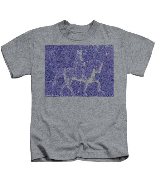 Into The Unknown - Study #1 Kids T-Shirt