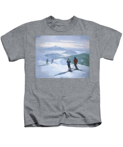 Into The Valley Kids T-Shirt