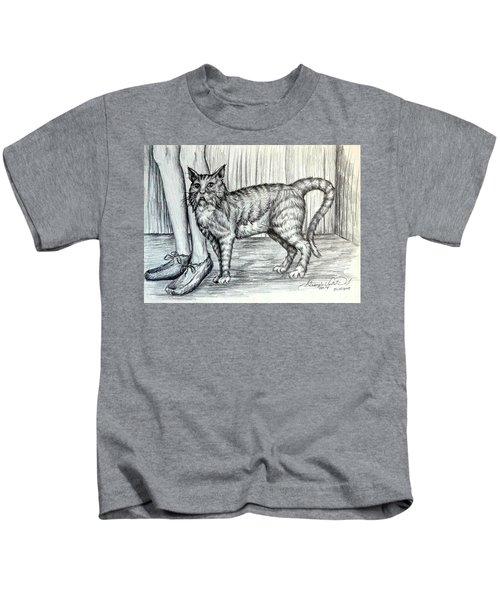 Intrigue  The Cat Kids T-Shirt