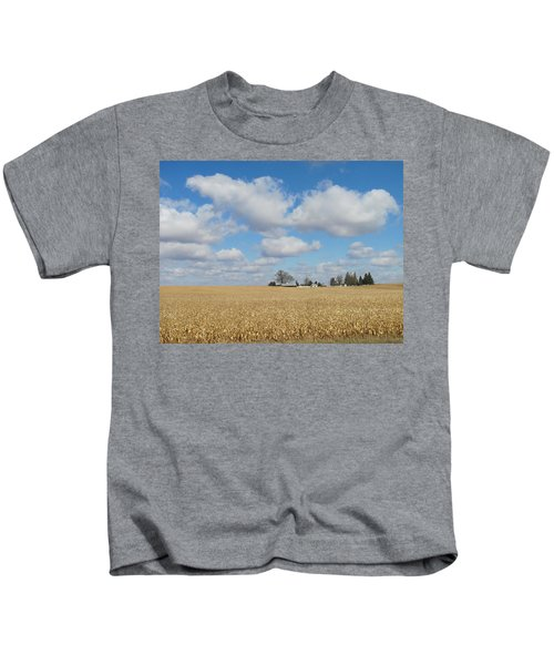 Iowa 3 Kids T-Shirt