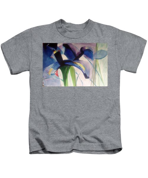 Iris  Power Kids T-Shirt