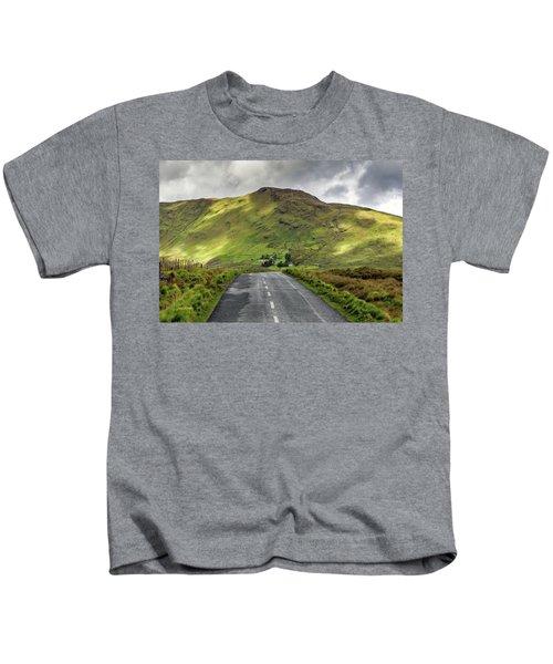 Irish Highway Kids T-Shirt