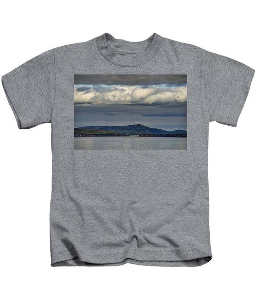 Irish Sky - Dingle Bay Kids T-Shirt