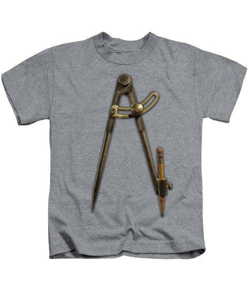 Iron Compass Kids T-Shirt