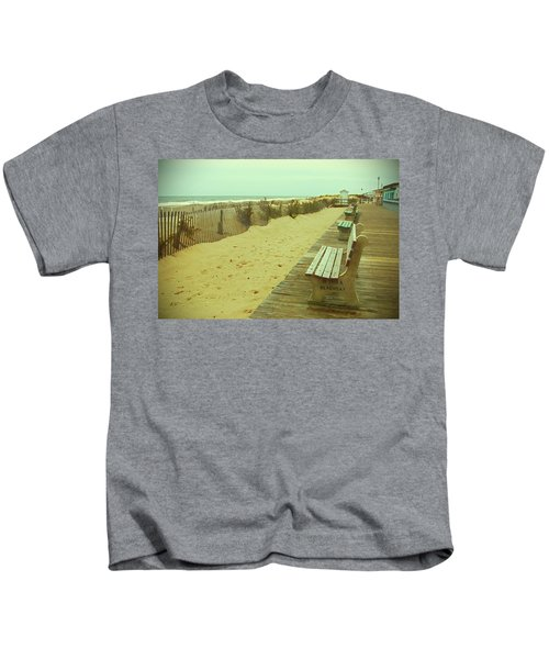 Is This A Beach Day - Jersey Shore Kids T-Shirt