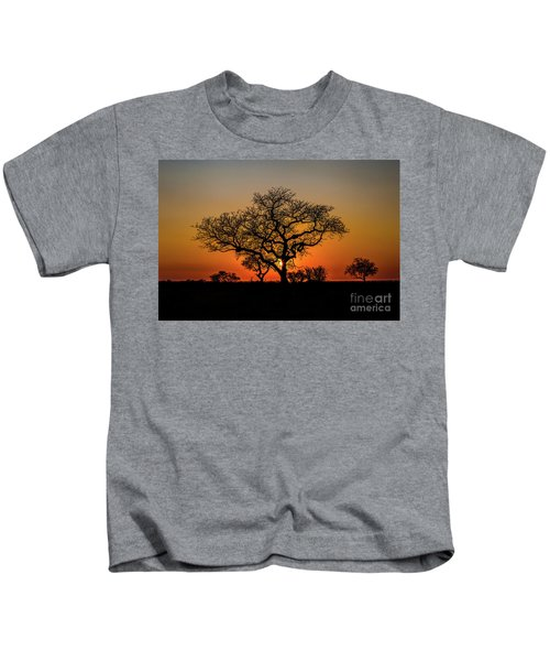Isimangaliso Wetland Park Kids T-Shirt