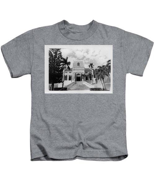 Island Church  Kids T-Shirt