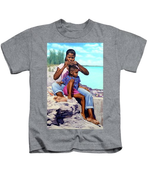 Island Girls II Kids T-Shirt
