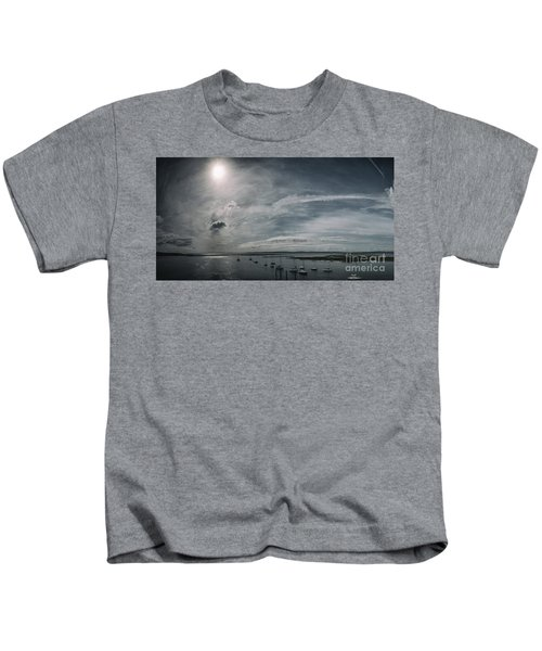 Island Panorama Kids T-Shirt