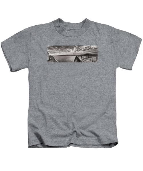 Island Panorama - Ryde Kids T-Shirt