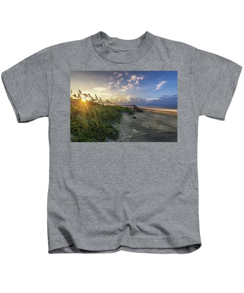 Isle Of Palms Sunstar Kids T-Shirt