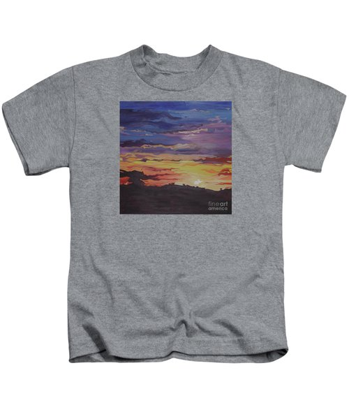 It Will Rise Again Kids T-Shirt
