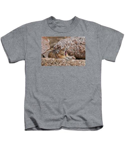It's Been A Long Day Kids T-Shirt
