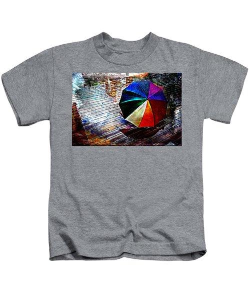 It's Raining Again Kids T-Shirt