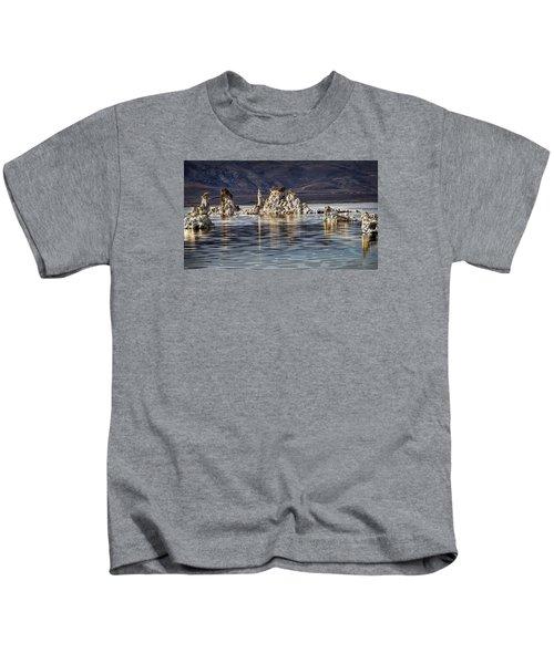 Jagged Harmony Kids T-Shirt