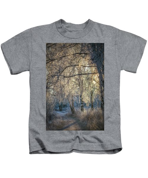 January,1-st, 14.35 #h4 Kids T-Shirt