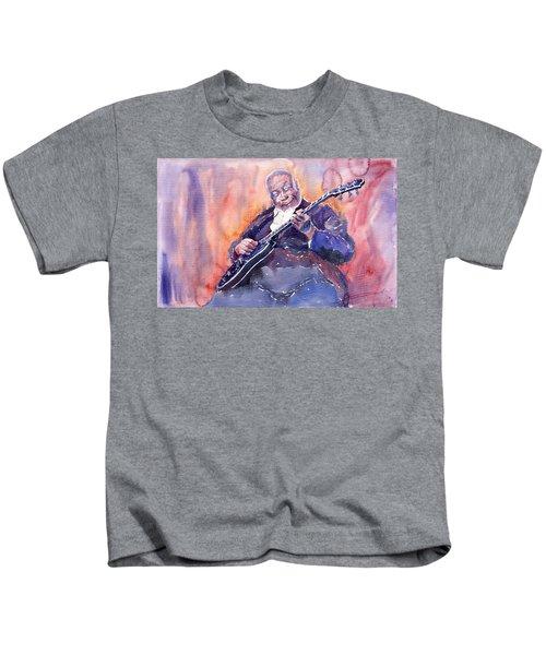 Jazz B.b. King 03 Kids T-Shirt
