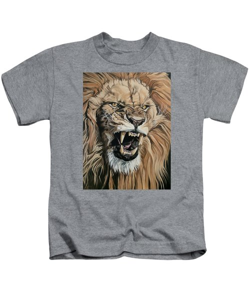 Jealous Roar Kids T-Shirt