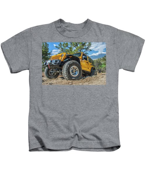 Jeep Life Kids T-Shirt