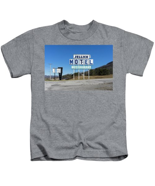 Jellico Motel Kids T-Shirt