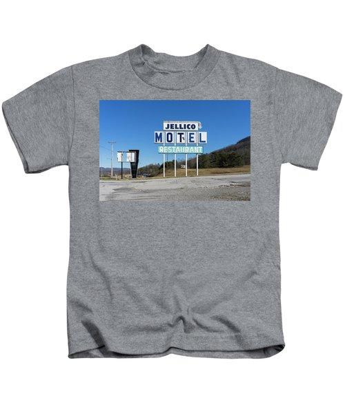 Jellico Motel Kids T-Shirt