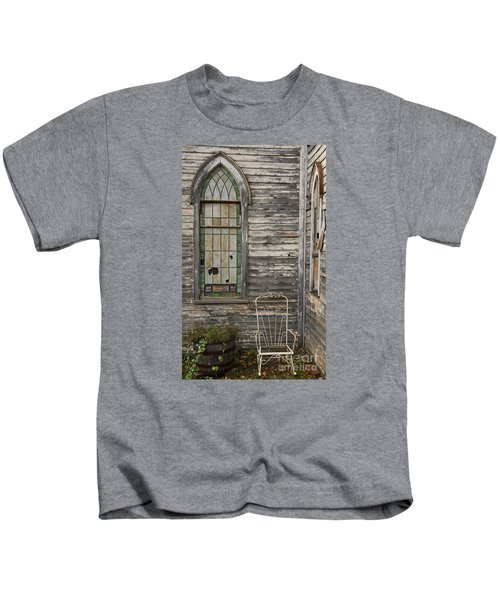 Jesus Has Left The Building Kids T-Shirt