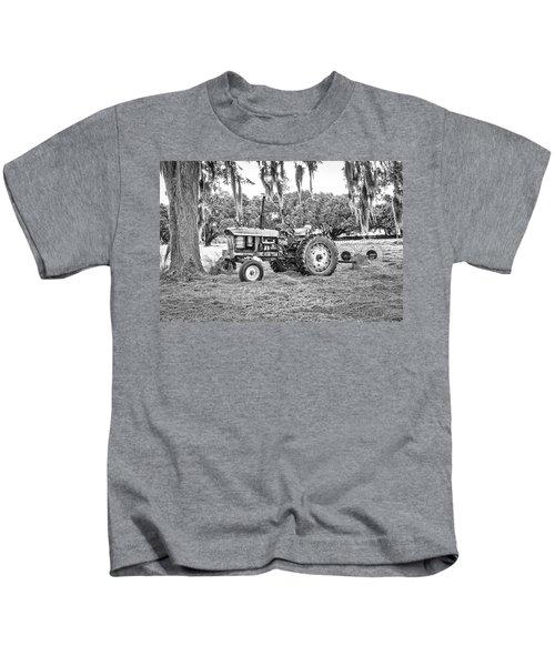 John Deere - Hay Rake Kids T-Shirt