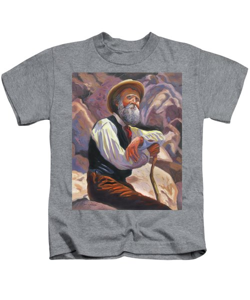 John Muir Kids T-Shirt